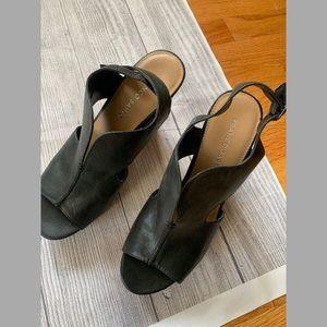 Franco sarto gallard wedge sandal